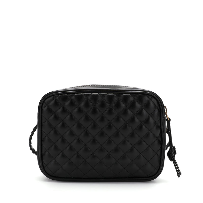 Gucci GG Small Quilted-leather Shoulder Bag