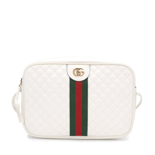 Gucci Small Quilted Leather Shoulder Bag