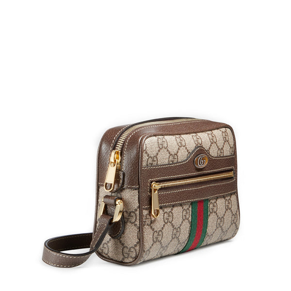 Gucci Ophidia GG Supreme Mini Bag