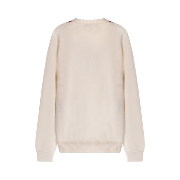 Gucci GG V-neck Sweater
