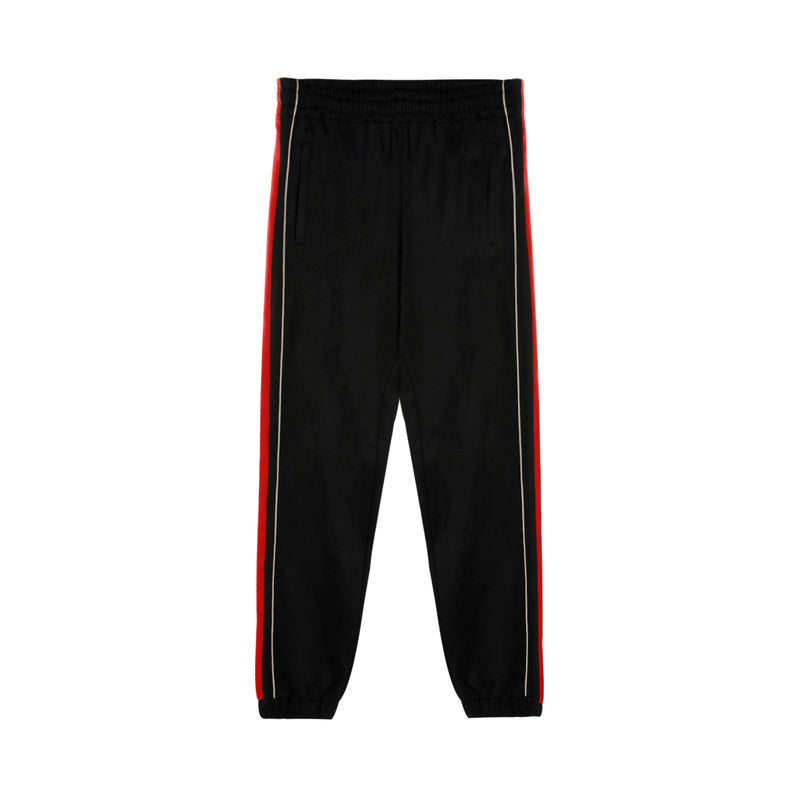 Jogging Pant with Lyre Patch