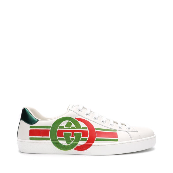 Gucci Ace Sneakers with Interlocking G