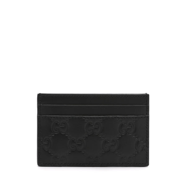 Gucci GG Supreme Embossed Card Holder
