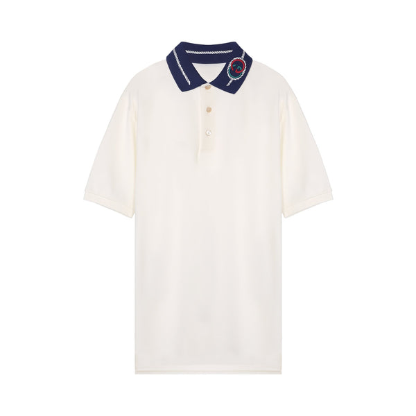 Gucci Interlocking G Polo Shirt