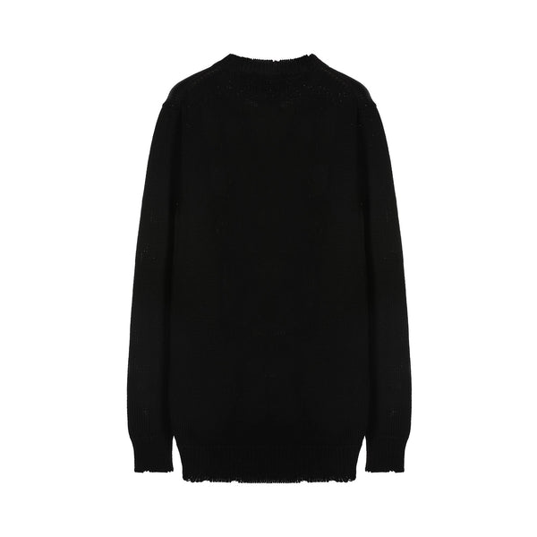 Givenchy GIVENCHY Paris Sweater In Cotton