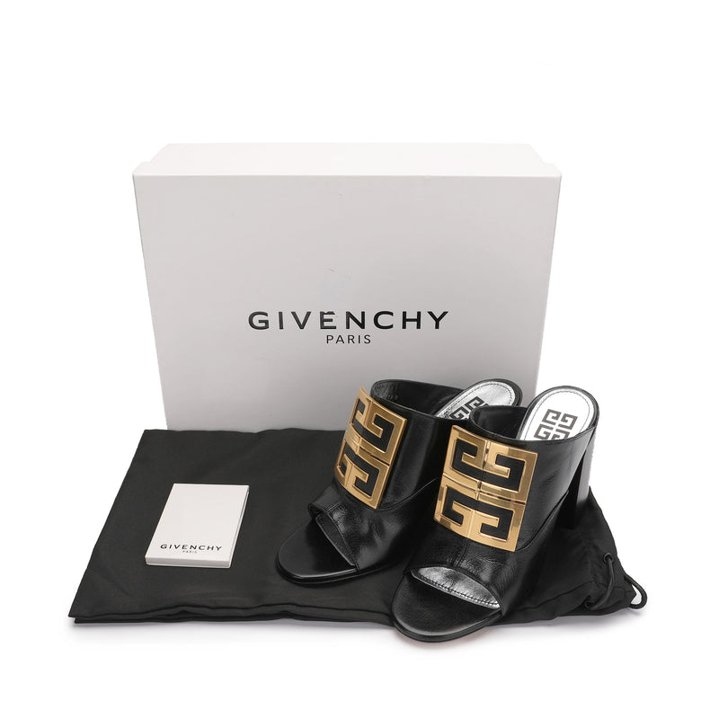 Givenchy - 4G Mules