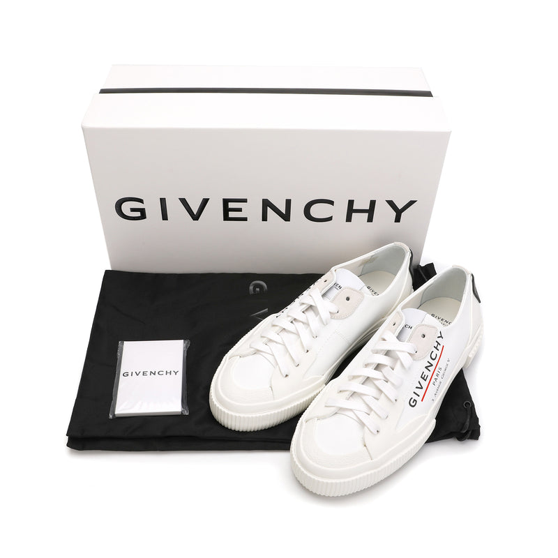 Givenchy - Address Logo-print Low-top Sneakers
