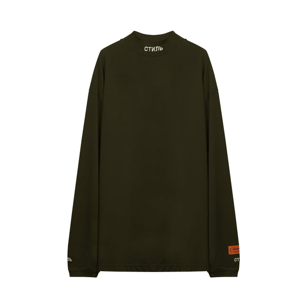 Heron Preston - Embroidered Logo Sweatshirt
