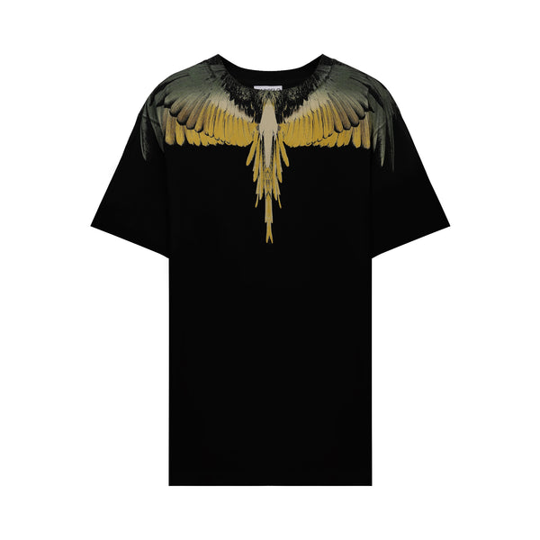 Black & Yellow Wings T-Shirt