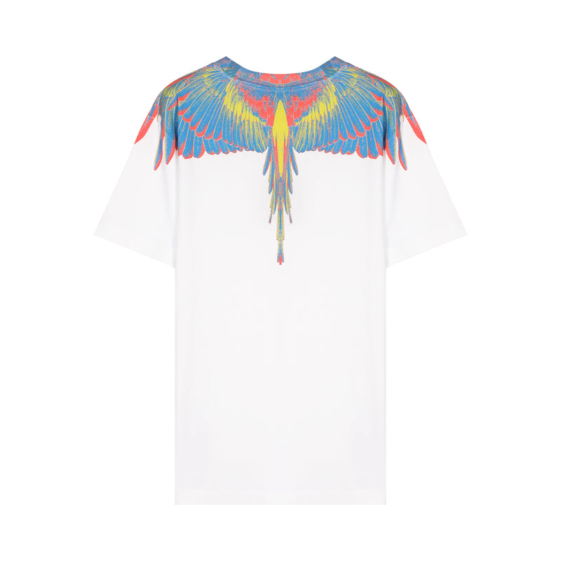 Marcelo Burlon - Wings Graphic Printed T-shirt