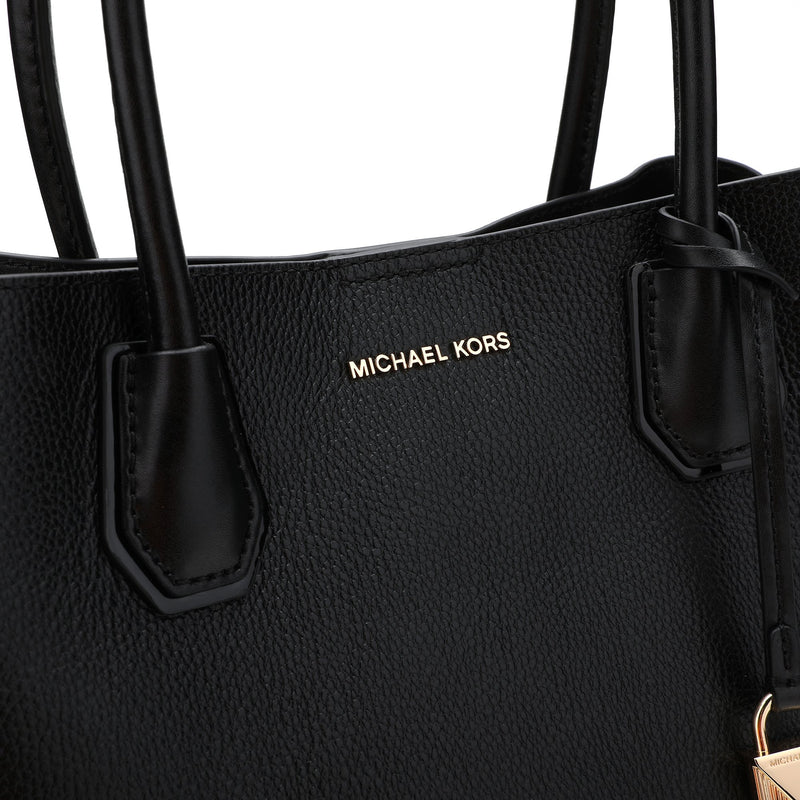 Michael Kors Mercer Gallery Medium Leather Satchel