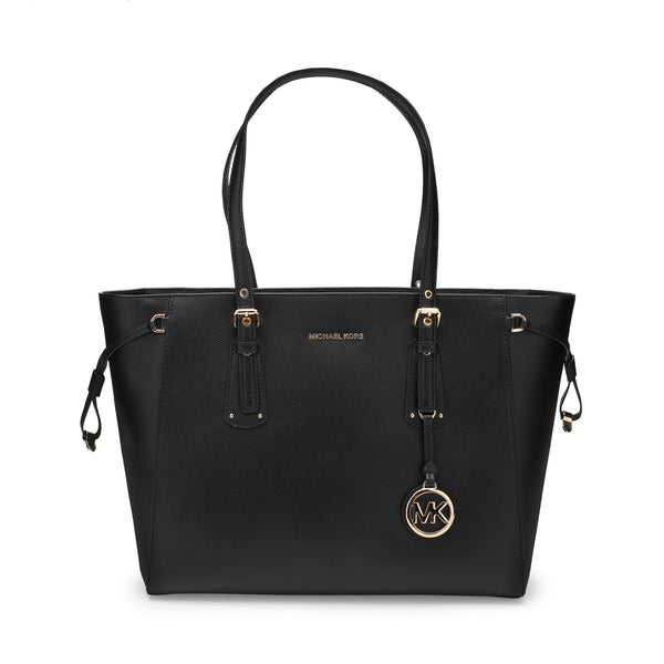 Michael Kors Voyager Medium Leather Tote