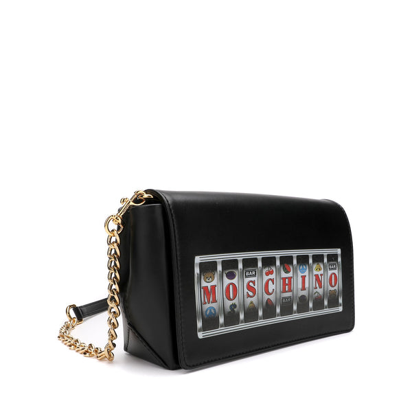 Moschino Slot Machine Crossbody Bag