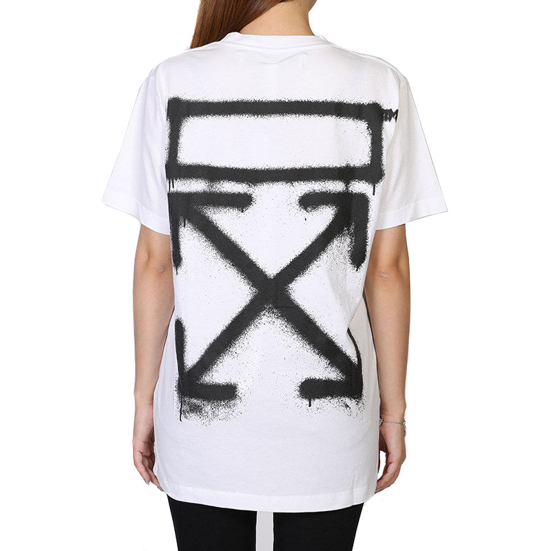 off white - Spray Paint T-shirt