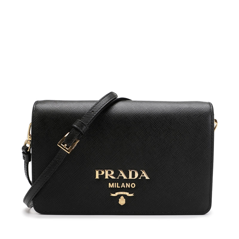 Prada - Saffiano Leather Mini-bag