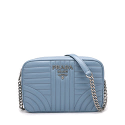 Prada Diagrammed Crossbody Bag