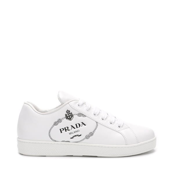 Prada Logo Print Low-top Sneakers