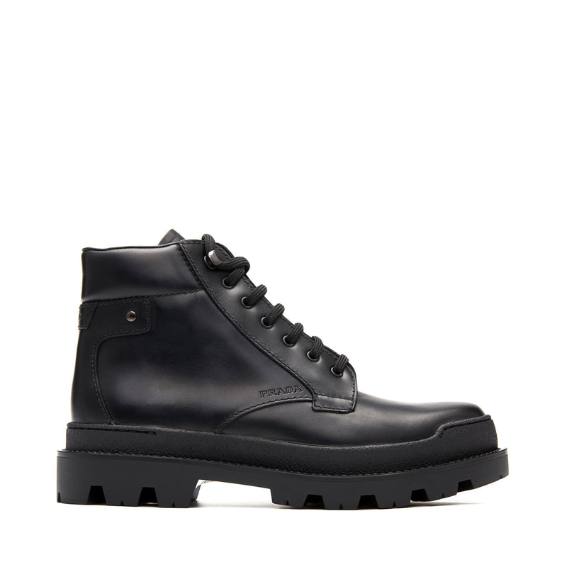 Prada Hiking-style Ankle Boots