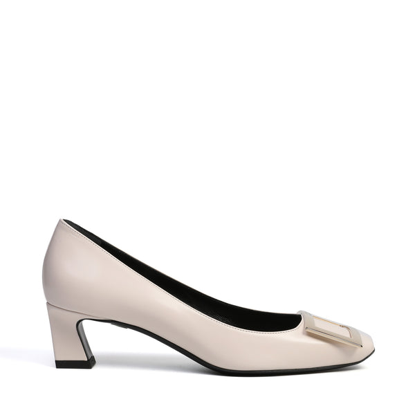 Roger Vivier - Belle Vivier Trompette Pumps in Leather