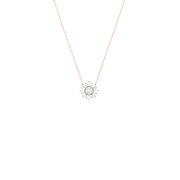 Sunshine Rose-gold tone plated Pendant