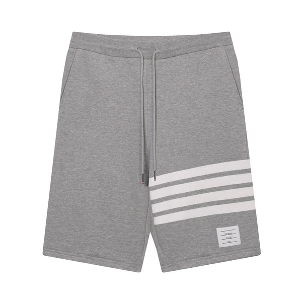 Thom Browne - Engineered 4-Bar Jersey Sweatshort