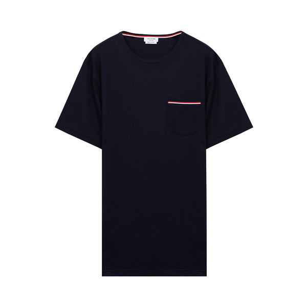 Thom Browne - RWB Pocket Trim T-shirt