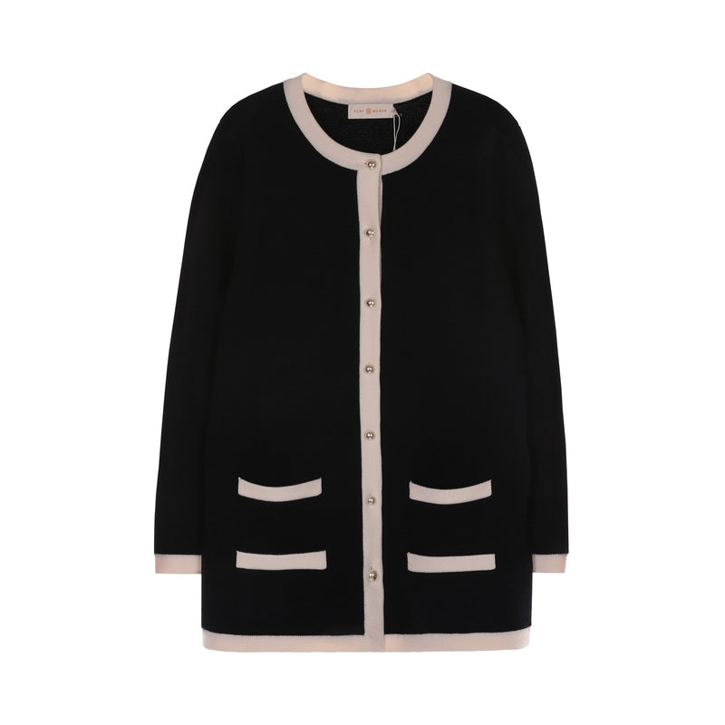 Tory Burch Kendra Sweater Coat