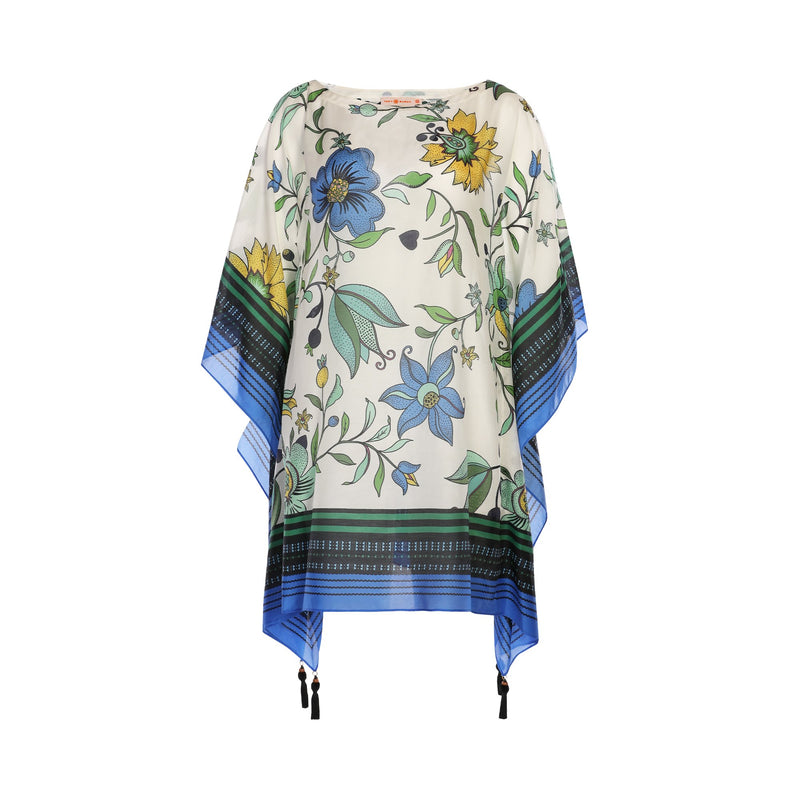Tory Burch Printed Beach Caftan
