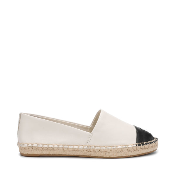 Tory Burch Color-Block Leather Espadrille