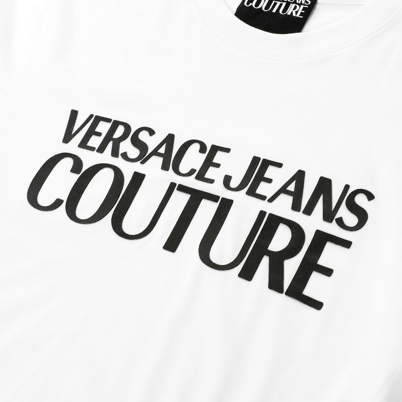Versace Jeans Couture logo Print T-shirt