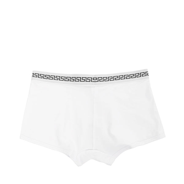 Versace Grecian Logo Trunks