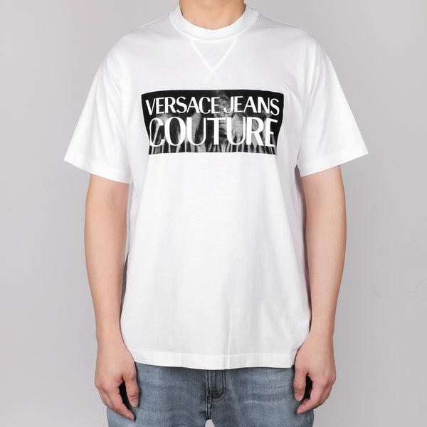 [LOWEST PRICE] - Versace Jeans Couture logo T-shirt
