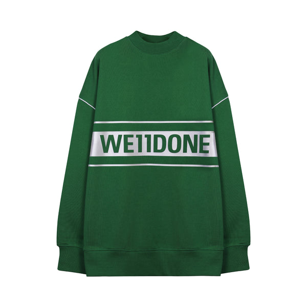 'Well Done' Print Sweatshirt