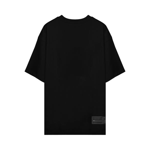 We11done - Oversized Logo-print T-shirt