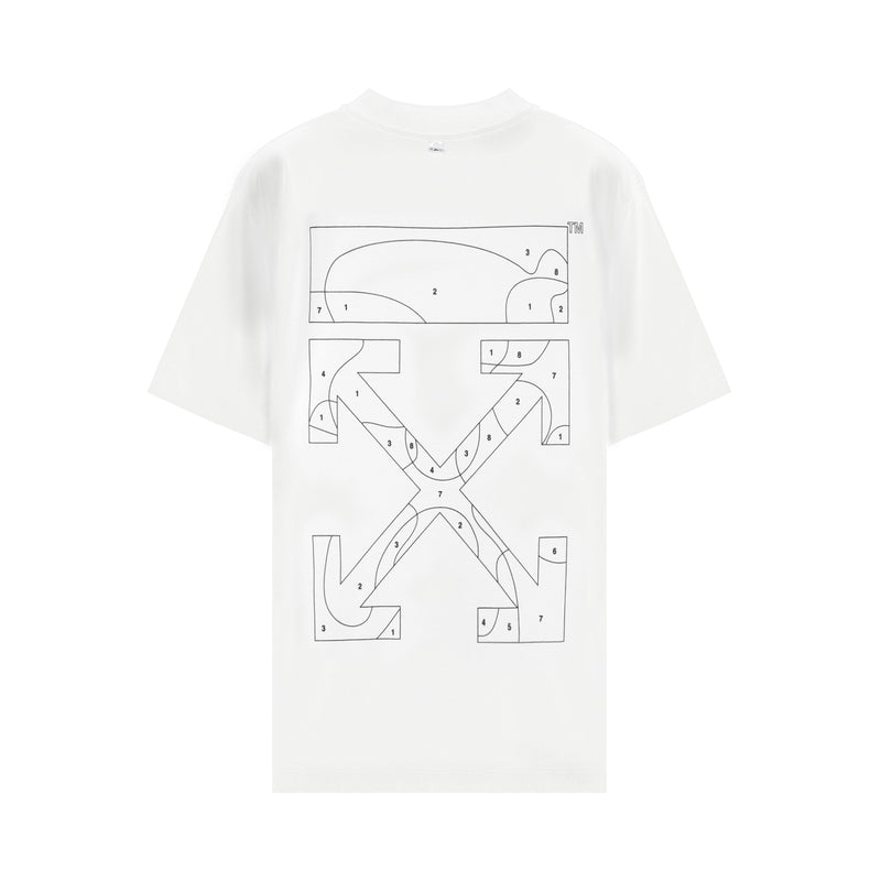 Puzzle Arrow T-shirt