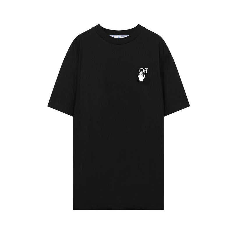 off white - Arrows Marker Print T-shirt