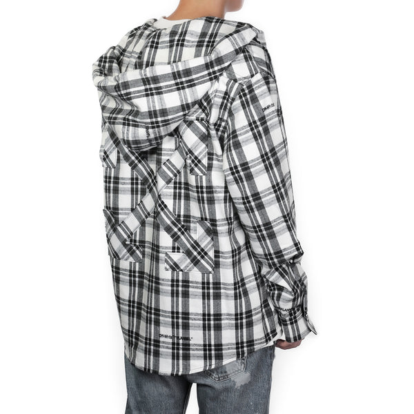 [LOWEST PRICE] - Stripped Check Pattern Shirt