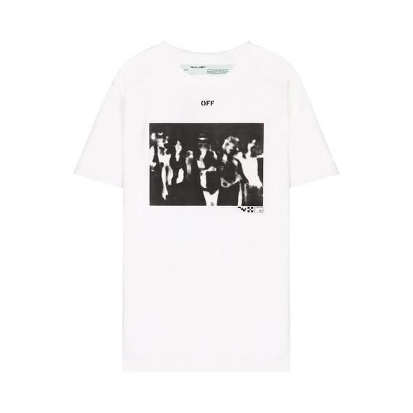 Off-White Spray Paint Oversize T-shirt