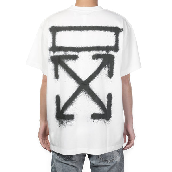 Spray Paint Oversize T-shirt