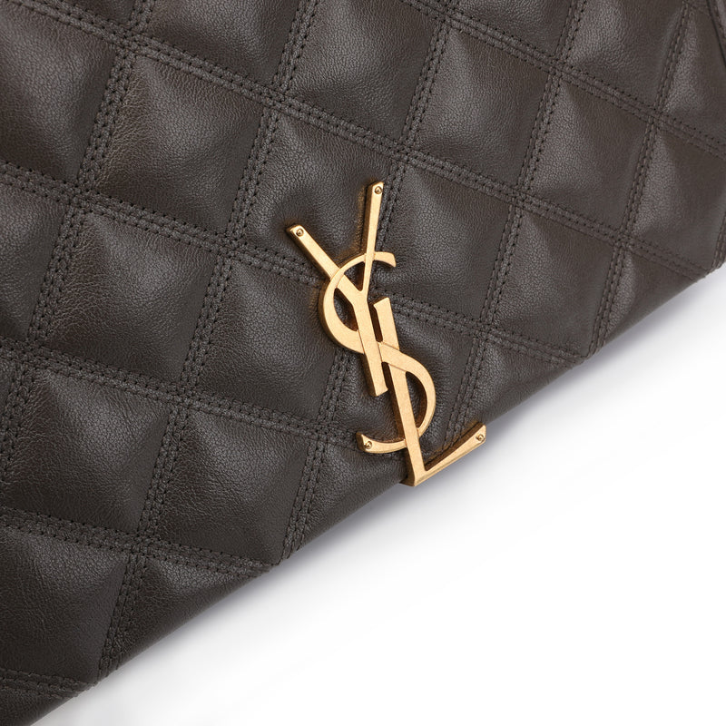 Becky Chain Bag In Quilted Lambskin