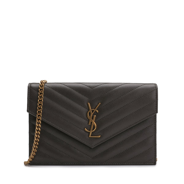 Saint Laurent - Envelope Chain Wallet Bag