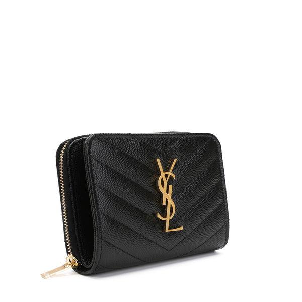Saint Laurent - Small Monogram Wallet