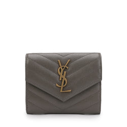 Saint Laurent - Monogram Flap Wallet