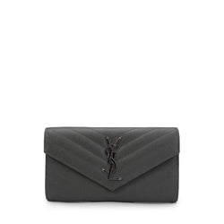 Saint Laurent - Large Monogram Quilted Wallet