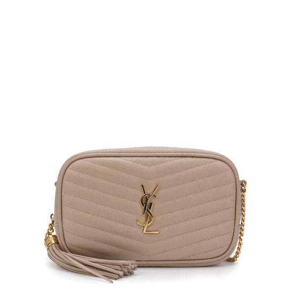 Saint Laurent - Mini Lou Crossbody Bag