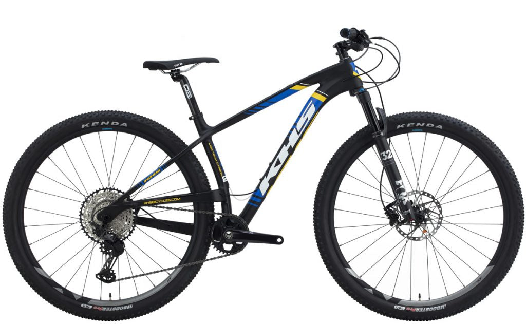 KHS Team 29 Carbon Hardtail Mountain Bike