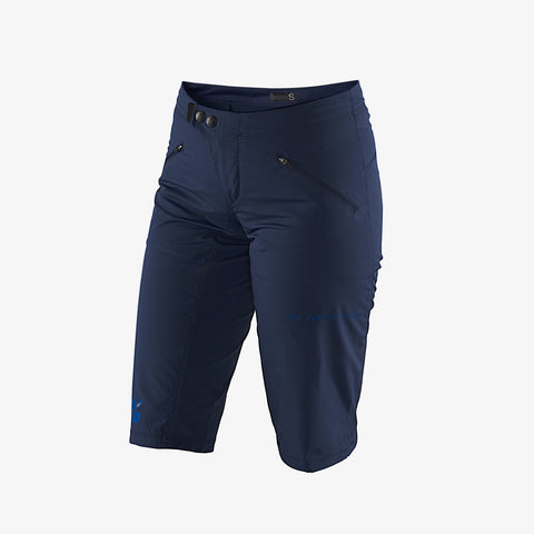 100% Ridecamp Women's Short: Navy Small