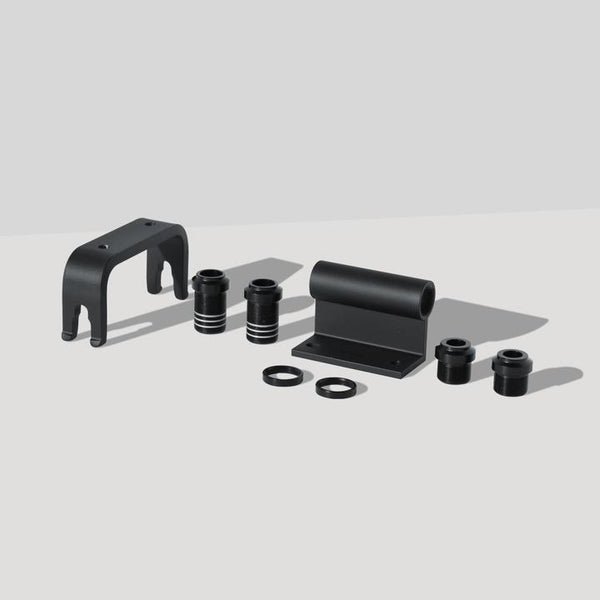 Delta Bike Hitch Pro Thru Axle Fork Mount 12/15mm