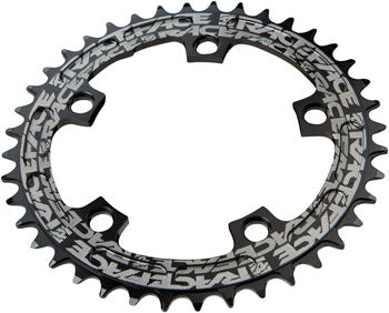 RaceFace Narrow Wide Chain Retaining 110bcd Chainring Black