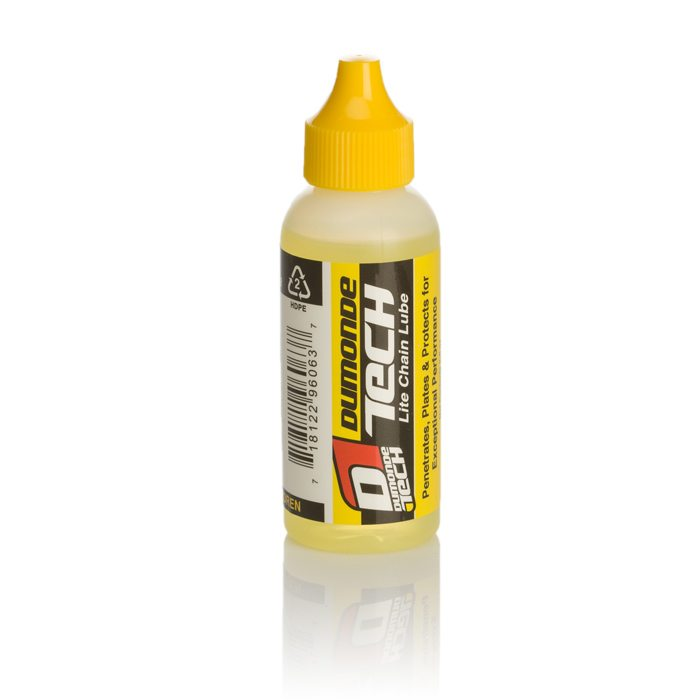 Dumonde Tech LITE Chain Lube, 2oz YELLOW